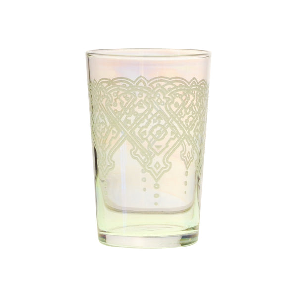 Tea glass Punto Relief, Iris