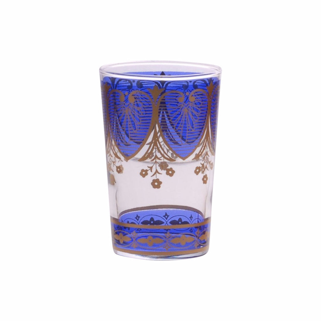Tea glass Assif, Royal Blue