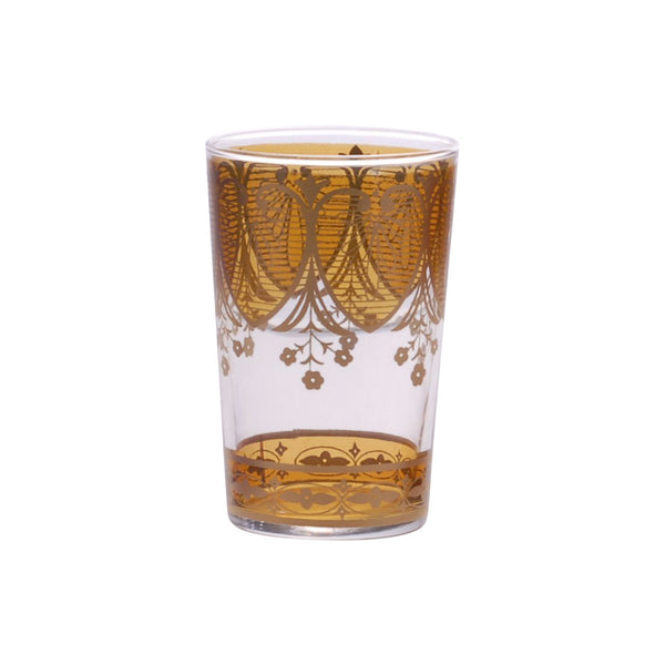 Tea glass Assif, Amber