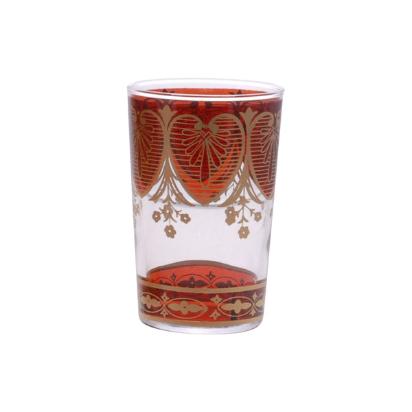 Tea glass Assif, Cognac