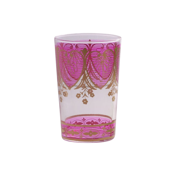 Tea glass Assif, Pink