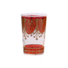 Tea glass Assif, Red