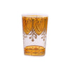 Tea glass Assif, Orange