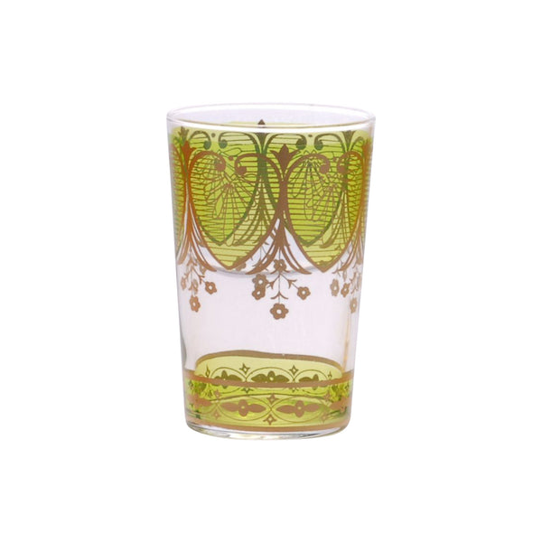 Tea glass Assif, Light Green