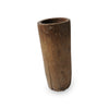 Antique wooden mortar, Touareg-M. Nr.44K41-02-00-001/001