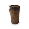Antique wooden mortar, Touareg-M. Nr.44K41-02-00-001/004