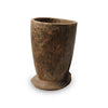 Antique wooden mortar, Touareg-M. Nr.44K41-02-00-001/006