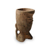 Antique wooden mortar, Touareg-M. Nr.44K41-02-00-001/007