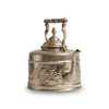 Antique Water Kettle M, silver