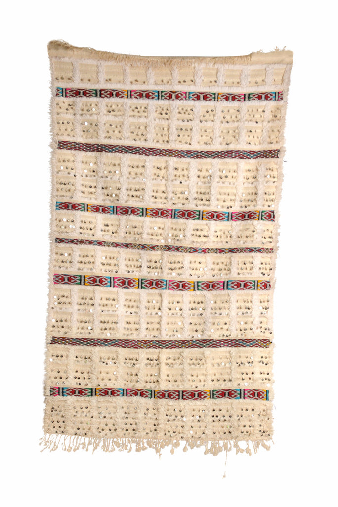 Berber Wedding Rug Handira M-63K30-02-00-001/006