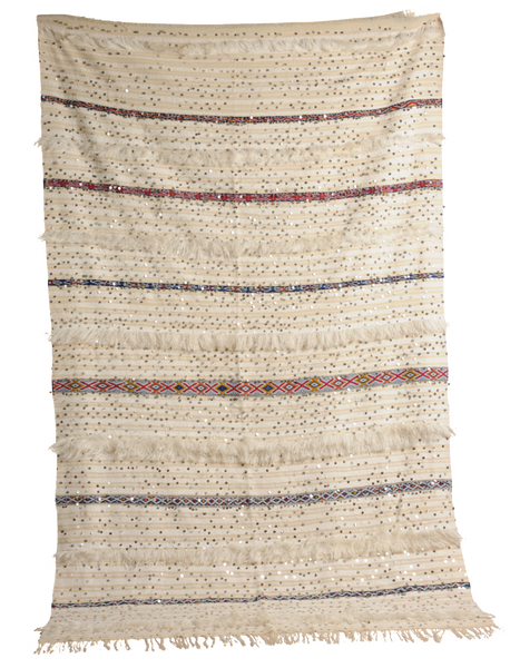 Berber Wedding Rug Handira XL-63K30-04-00-001/006