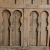 Antique Berber Door, wood, hand carved.Nr. 44K90-99-00-001/003