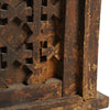 Antique Berber Door, wood, hand carved.Nr. 44K90-99-00-001/007