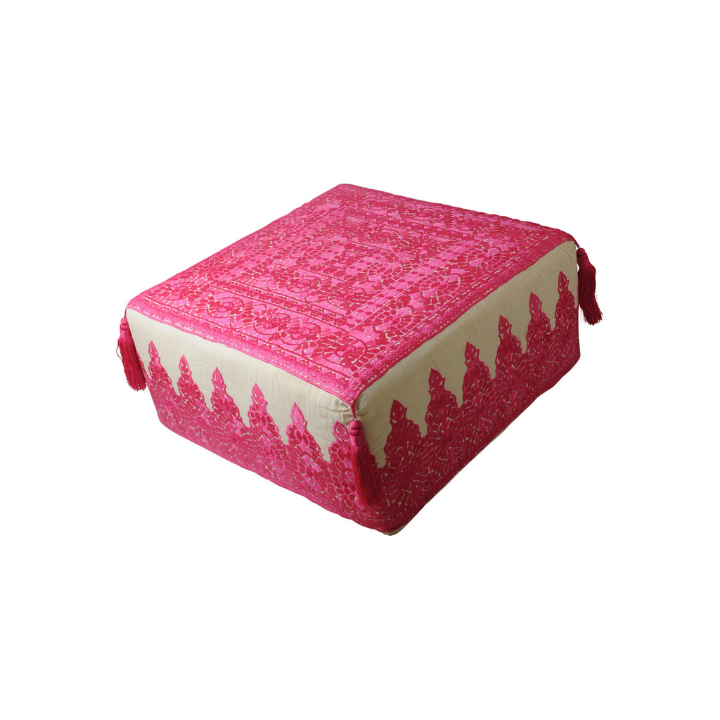 Oriental Seater Assif Q80, Pink
