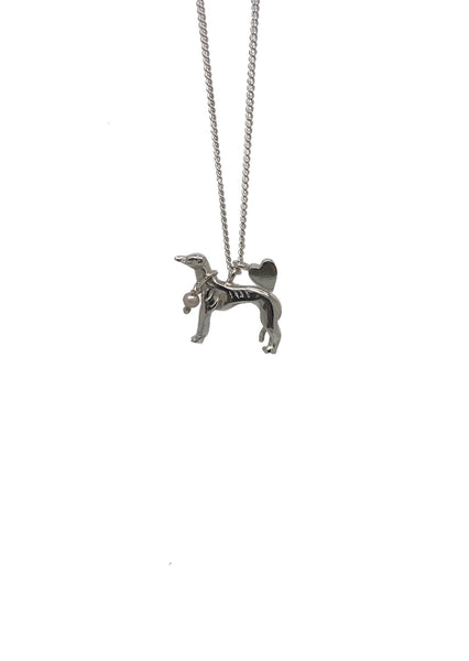 Sighthound pendant