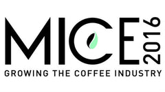 Melbourne International Coffee Expo 2016 MICE Eazytamp 5 star infusion pro