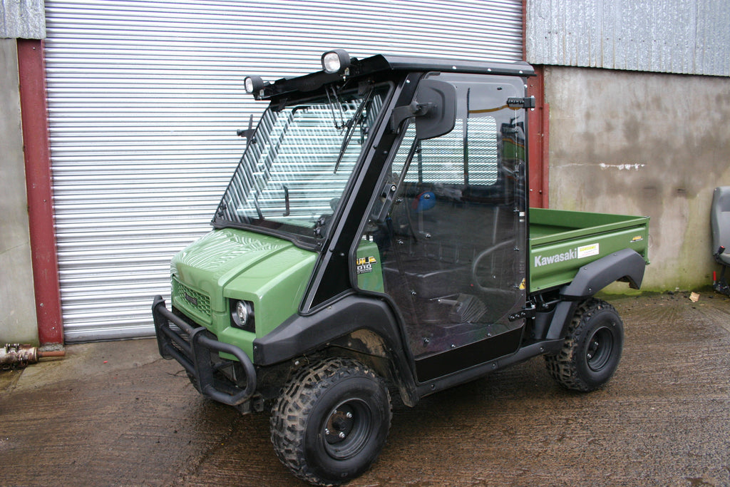 Utv cabs build your own cab atv attachments for Build your own cupola