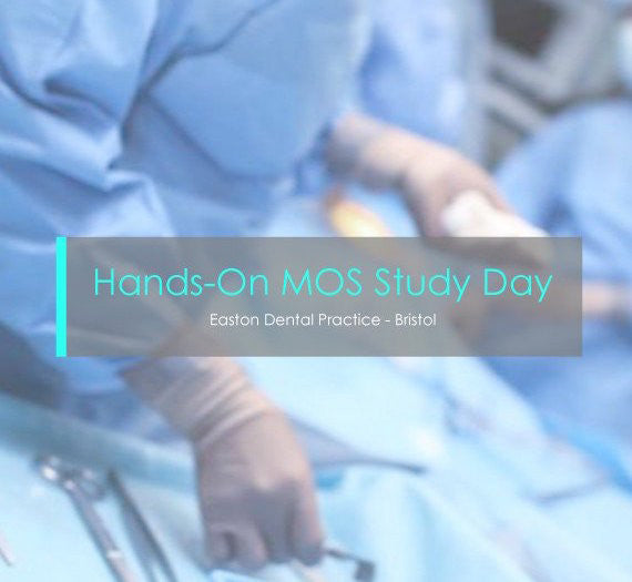 Hands On MOS with Dr Kashif Hafeez in Bristol Jan 2017