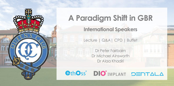 Synthetic Guided Bone Regeneration - A Paradigm Shift - Seminars