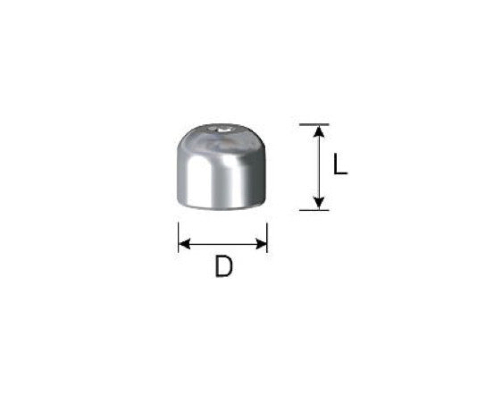 DIO SM Conical Abutment Healing Cap