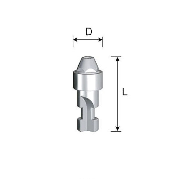 DIO SM and UF (II) Conical Abutment Analogue