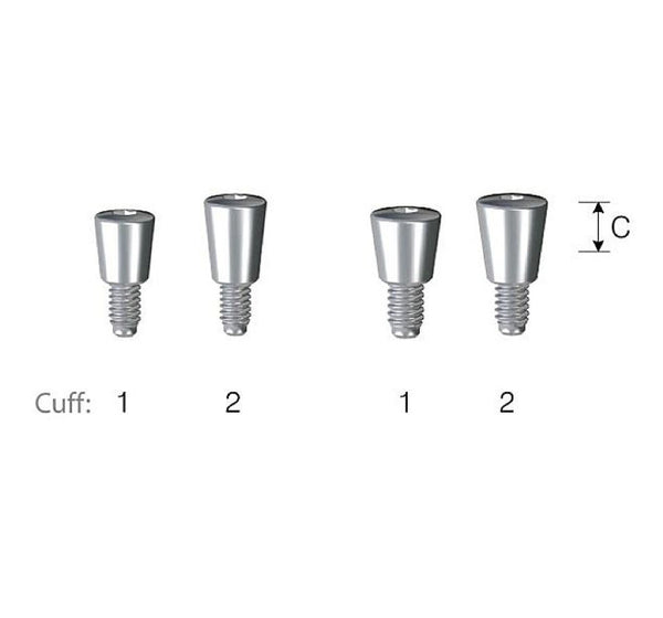 DIO SM Closing Screws