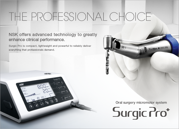 NSK SurgicPro Surgical Implant Motor