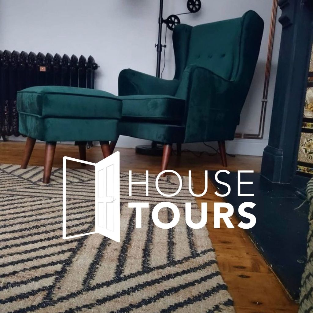 House Tours: 1920's House Renovation