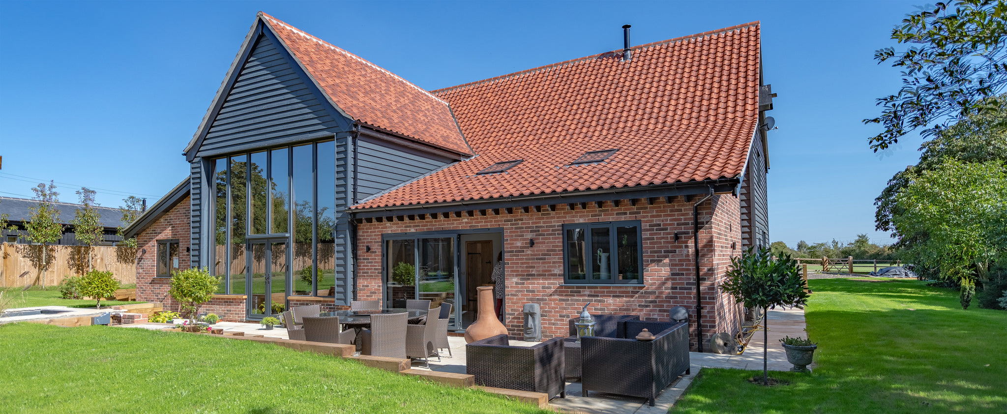 Suffolk Barn Conversion - Inspiring Home Design (Part I)