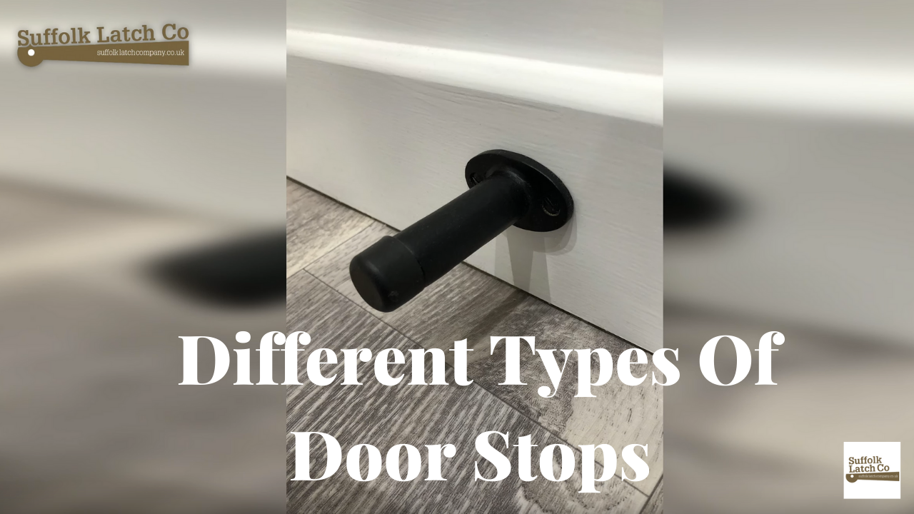 Video Guide: Different Types Of Door Stops Explained