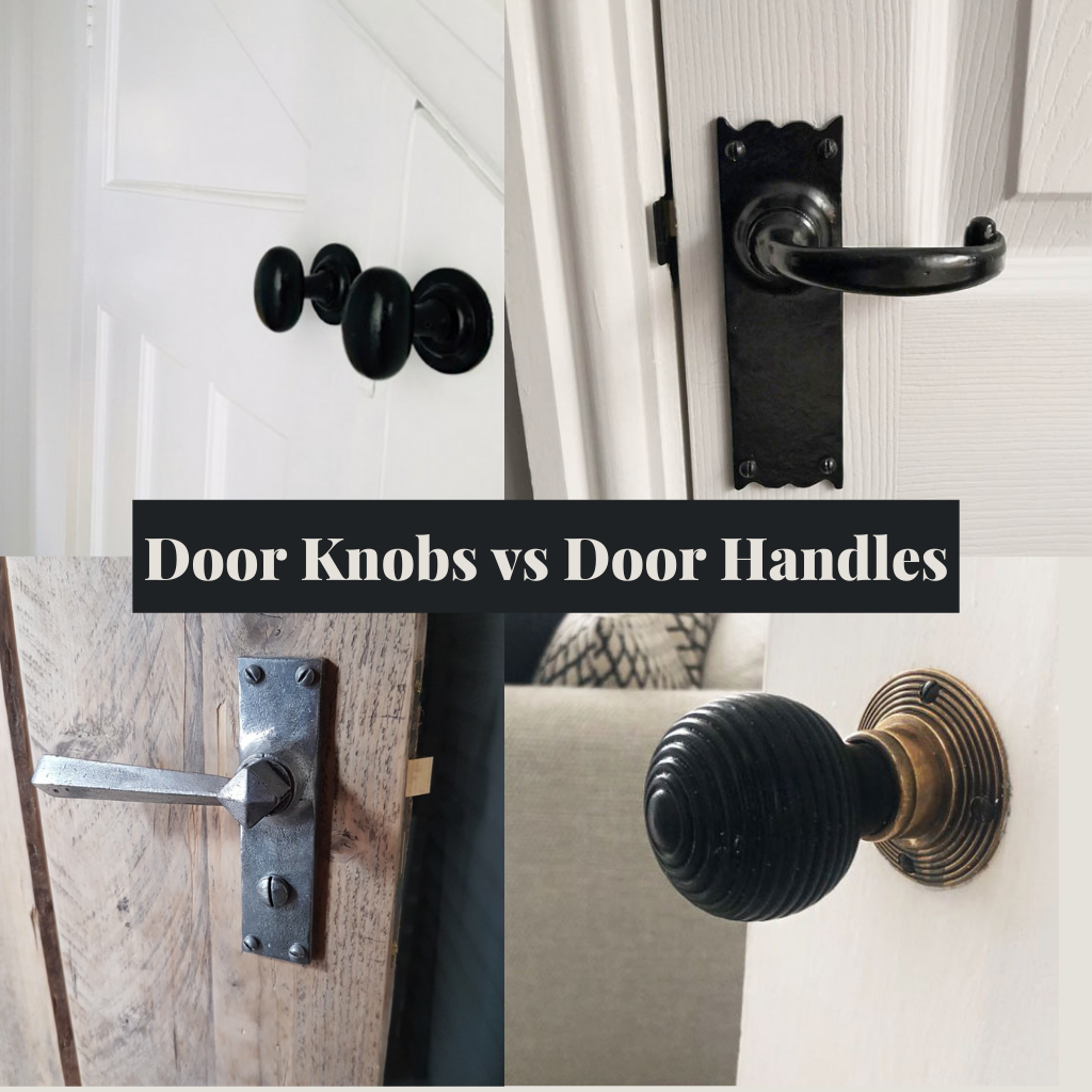 Door Knobs vs Door Handles: How To Choose