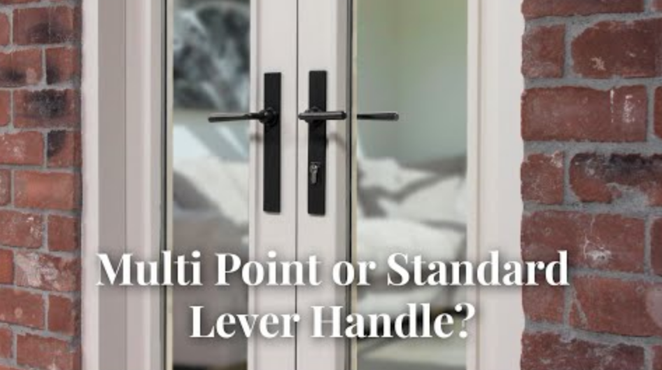 Multipoint or Standard Lever Handle?