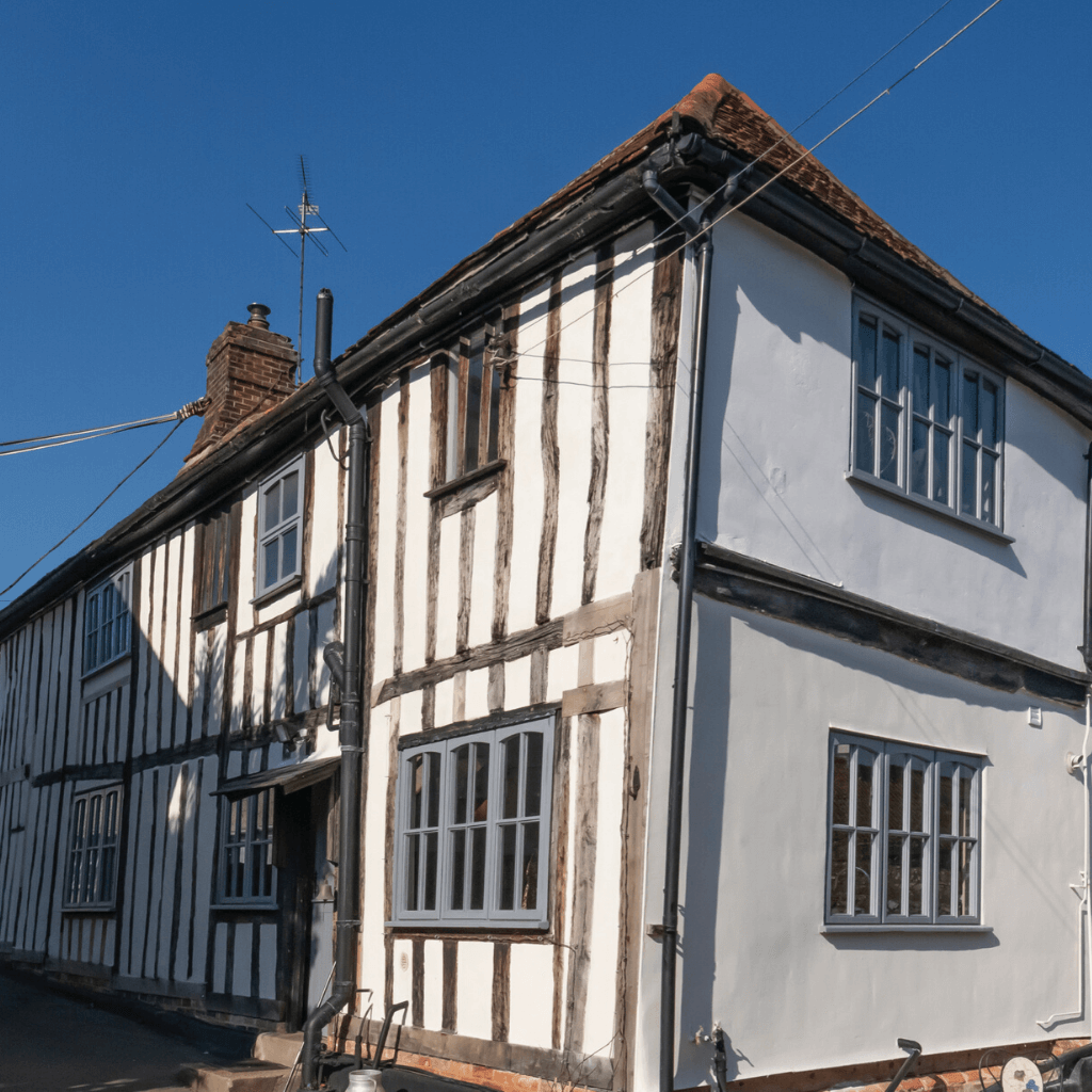 Period Property Renovation in Clare Suffolk