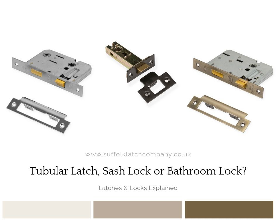 Which Lock Or Latch Do You Need?