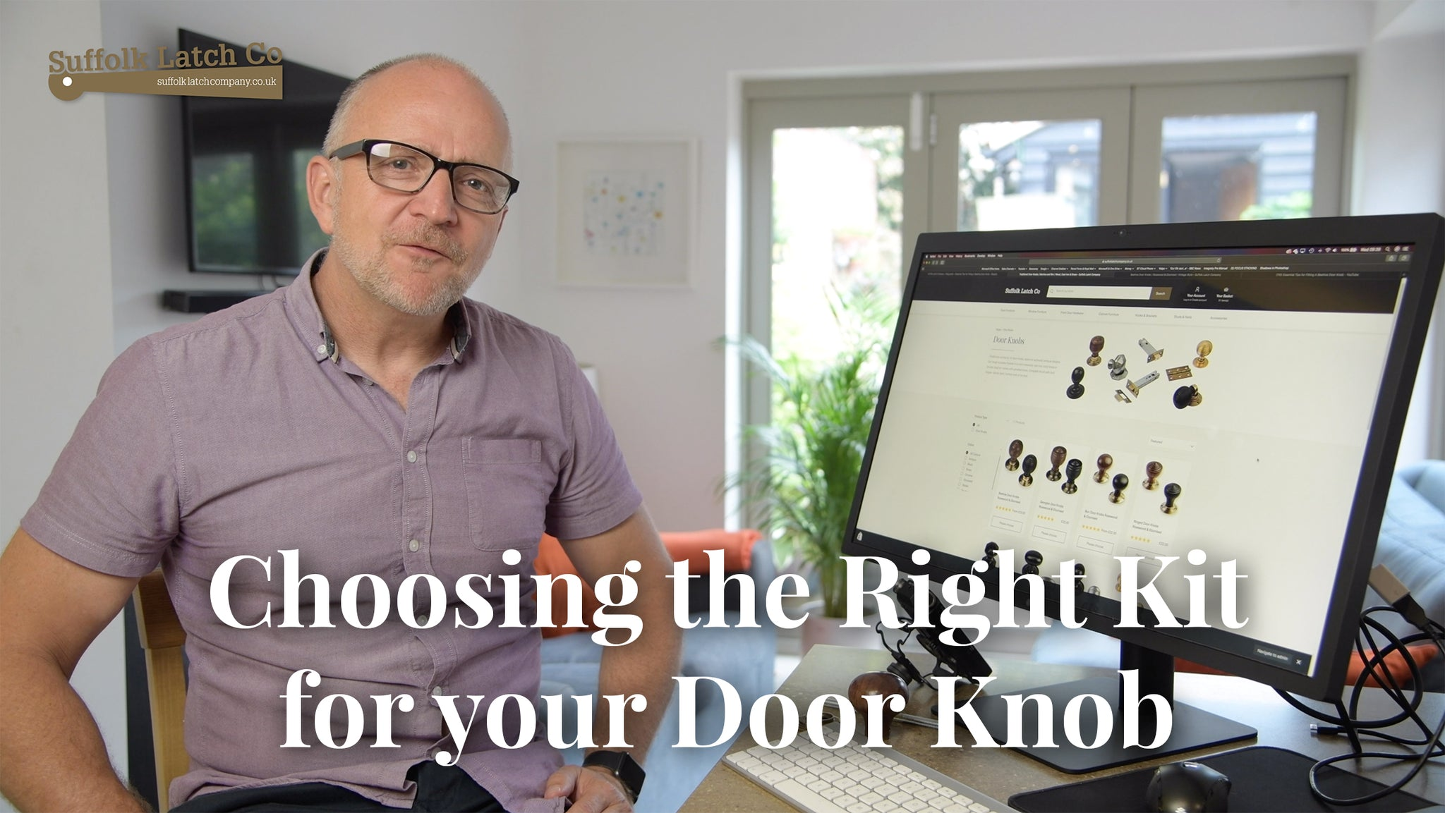 Video Guide: Choosing the Right Kit for your Door Knob