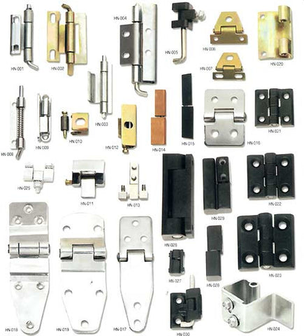 Different Types Of Door Hinges?  sc 1 st  Suffolk Latch Company & Different Types Of Door Hinges? \u2013 Suffolk Latch Company
