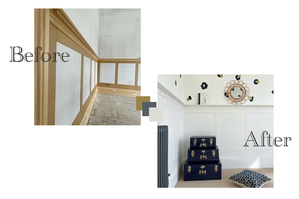 wainscoting wall panelling