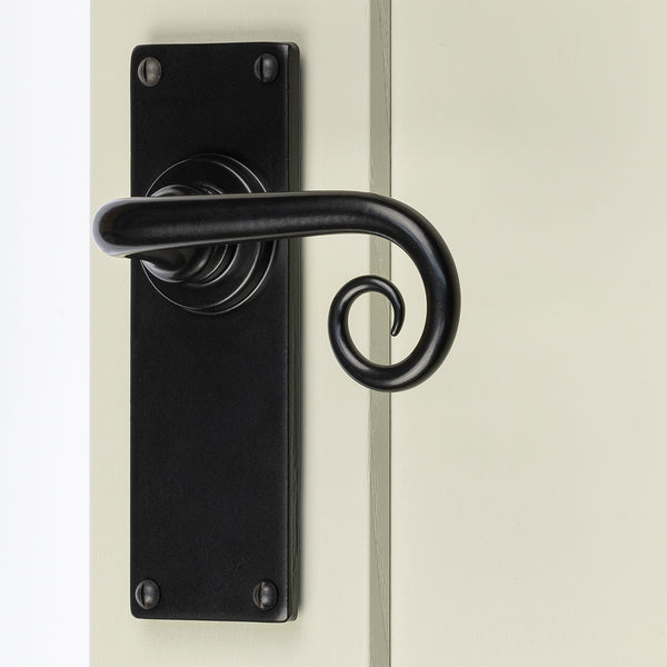 Curl Lever Door Handle