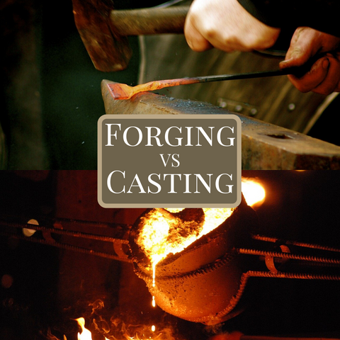 forging versus cast