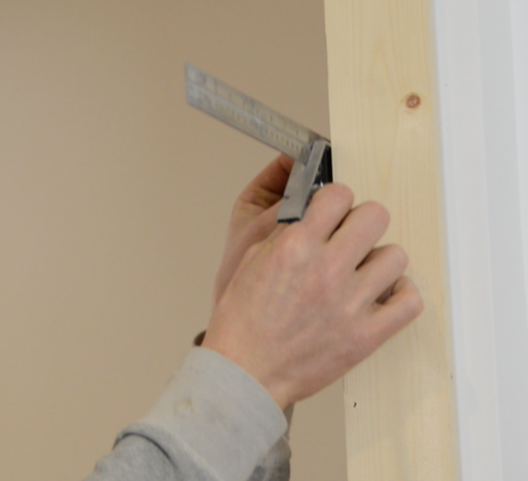 How to Hang a Door 01 | Suffolk Latch Company