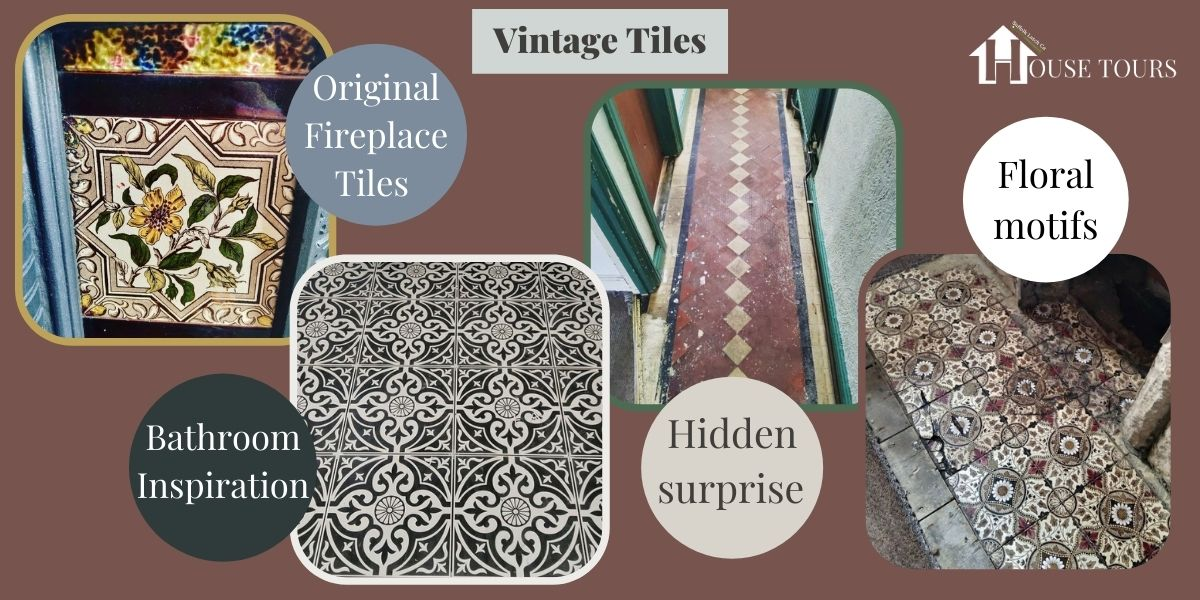 1920's period property vintage features