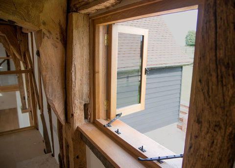 How to Install Window Stays | Casement Windows | Traditional ...