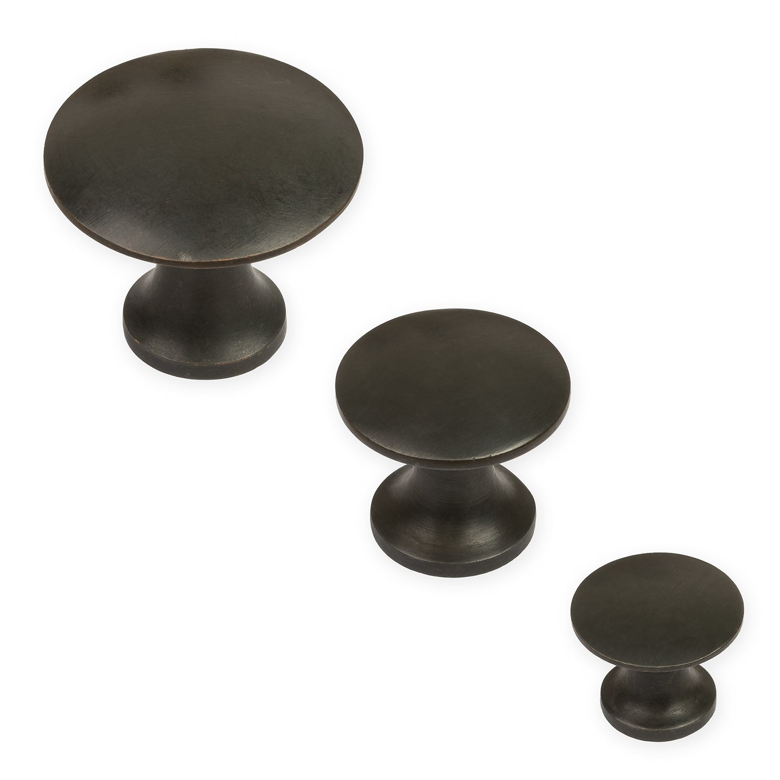 Bronze Classic Cabinet Knobs | Suffolk Latch Company