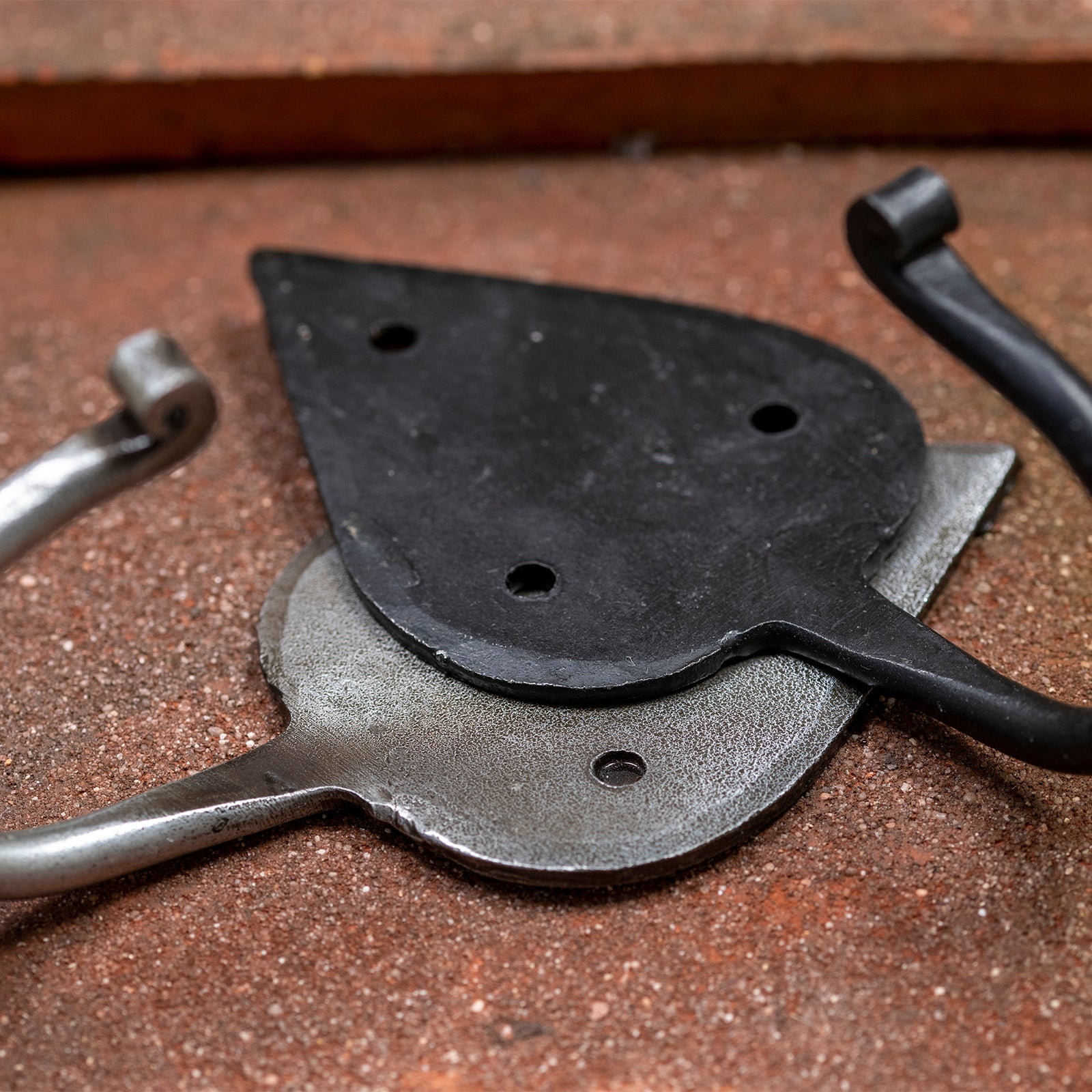 Hand Forged Gothic Hooks SHOW