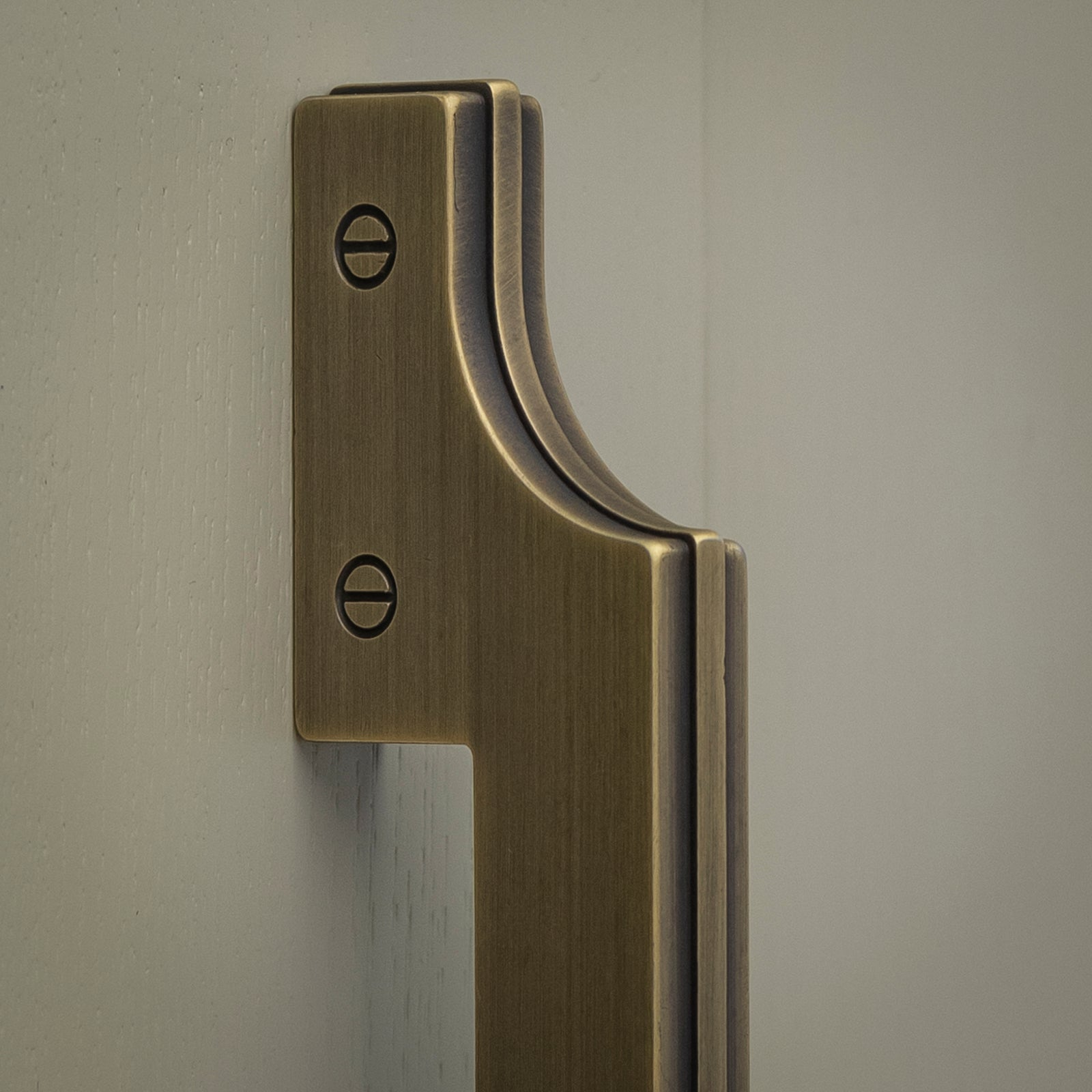 Brass cupboard handle SHOW
