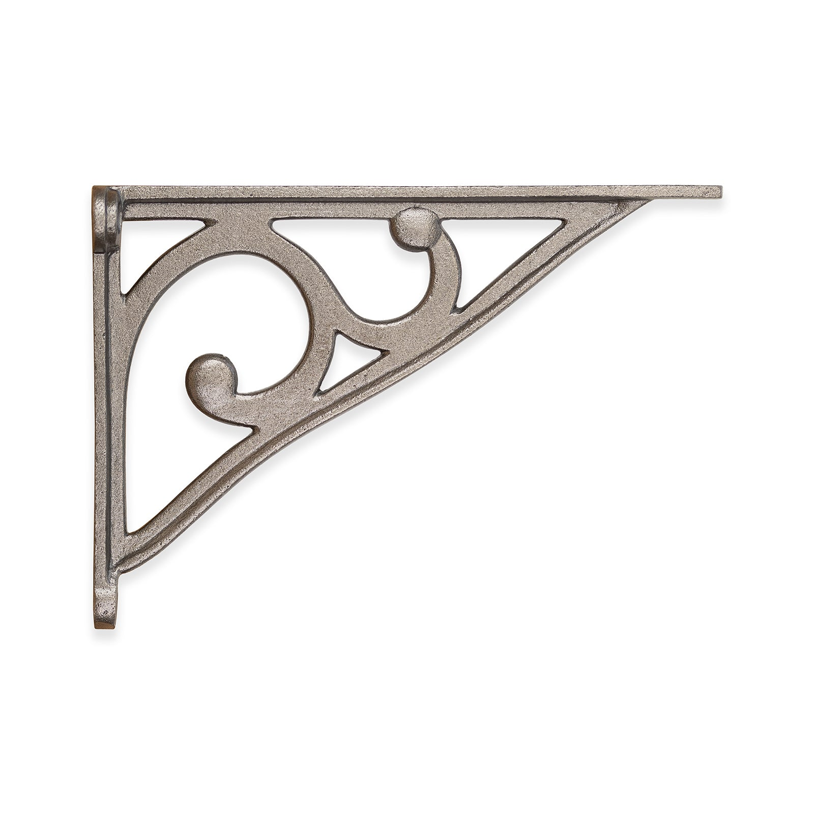 Cast Iron Fine Shelf Bracket