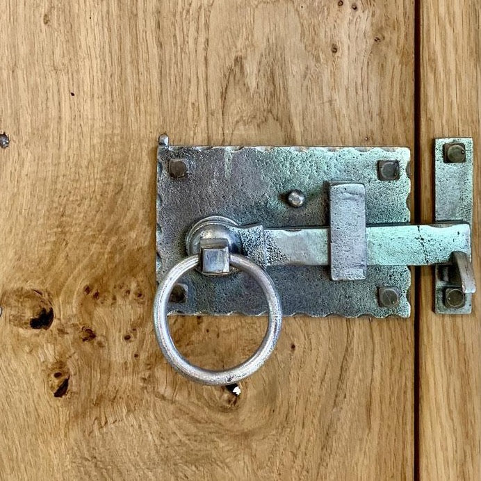Cottage Latch Pewter