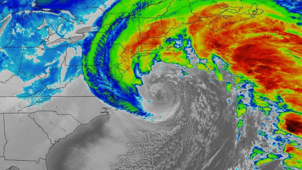 Bombogenesis – Why the US East Coast became a Winter Wasteland Overnight