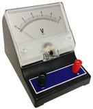 Voltmeter with a range of 0V to 10V