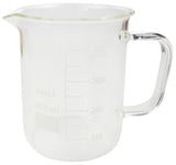 Beaker Coffee Mug with Pour Spout